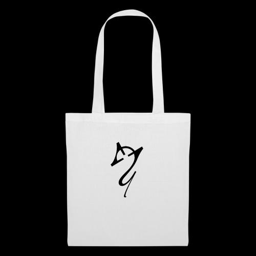 Overscoped Logo Front & Back - Tote Bag