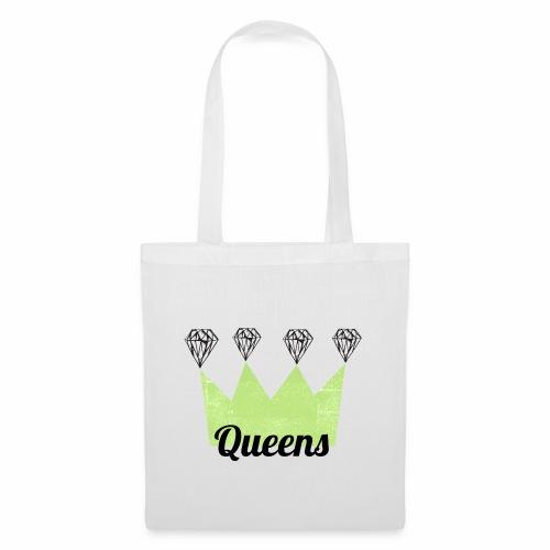 logo_queens_4_vihr_musta - Kangaskassi