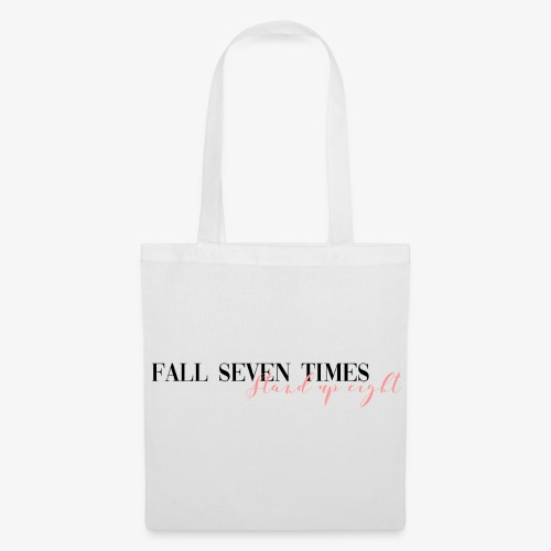 Seeven Times - Quote - Stoffbeutel