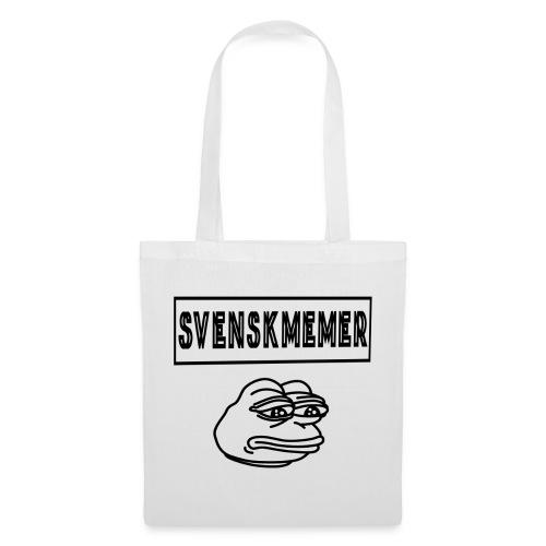 svenskmemer (PEPE) - Tygväska
