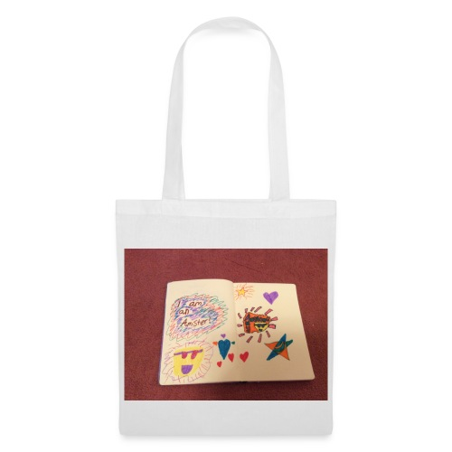 I am a Amster or Awesome Amy logo - Tote Bag