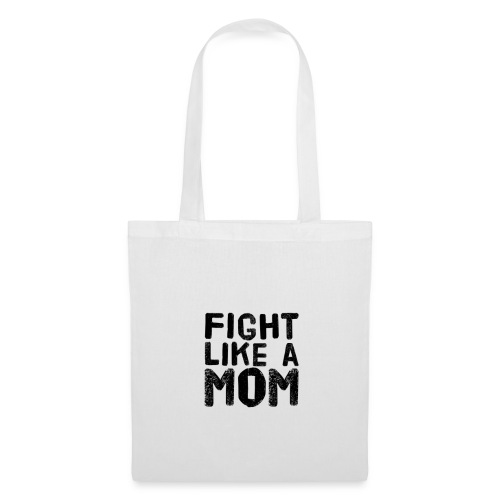 Fight like a mom - Tygväska