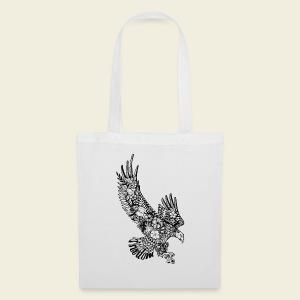 Freedom-Adler - Stoffbeutel