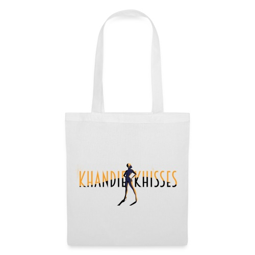 Khandie Khisses Art Deco Logo - Tote Bag