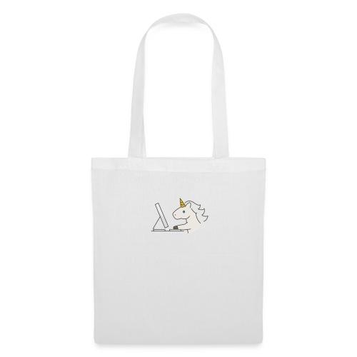 Unicorn Work - Tote Bag