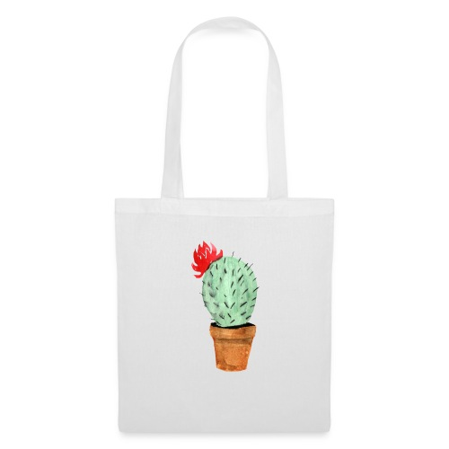 Cactus - Borsa di stoffa