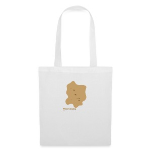 Baby bodysuit with Baby Poo - Tote Bag