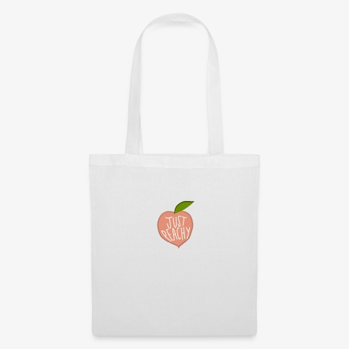 Just Peachy - Stoffbeutel
