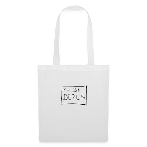 ICK BIN BERLIN - Stoffbeutel