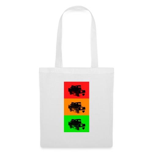 Retro Land-Rover - Tote Bag