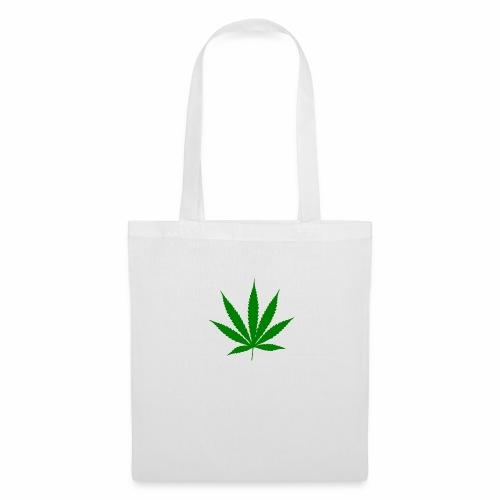 Feuille de weed - Tote Bag
