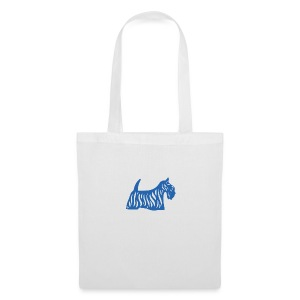 Founded in Scotland logo - Tote Bag