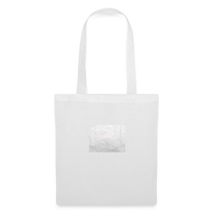 Crumpled White Paper Texture - Tote Bag