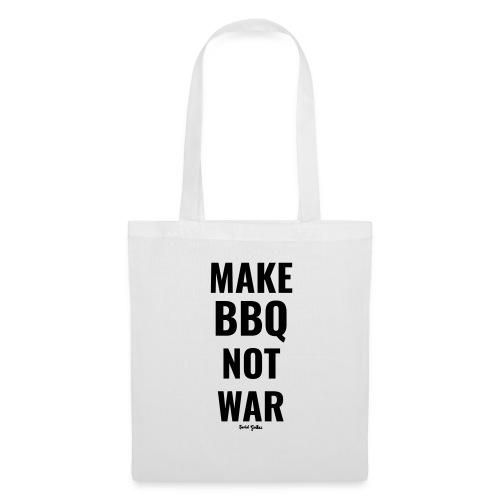 Make BBQ not war! - Tas van stof