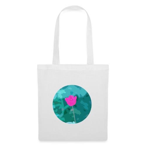 Flower power - Tas van stof