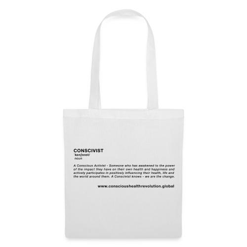 Conscivist Definition - Tote Bag