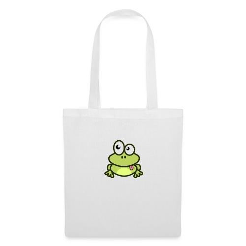 Frog Tshirt - Tote Bag