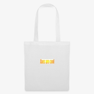 Axes are cool - Tote Bag