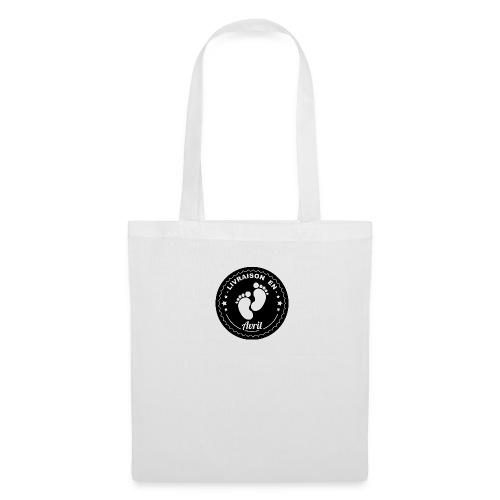 Naissance avril - Tote Bag