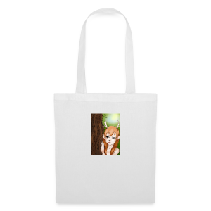 Sam sung s6:Deer-girl design by Tina Ditte - Tote Bag
