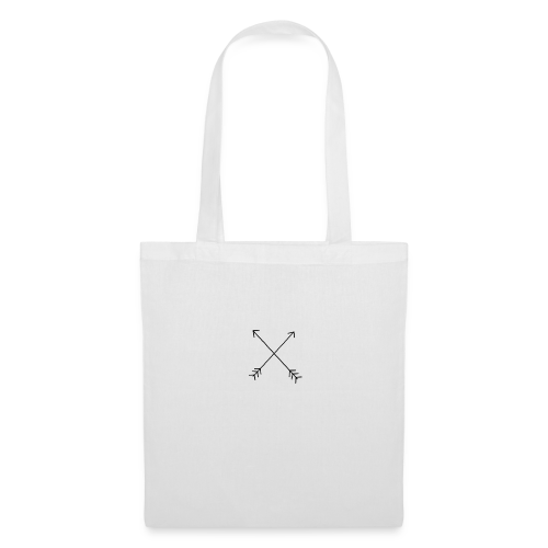 crossed arrows - Tote Bag