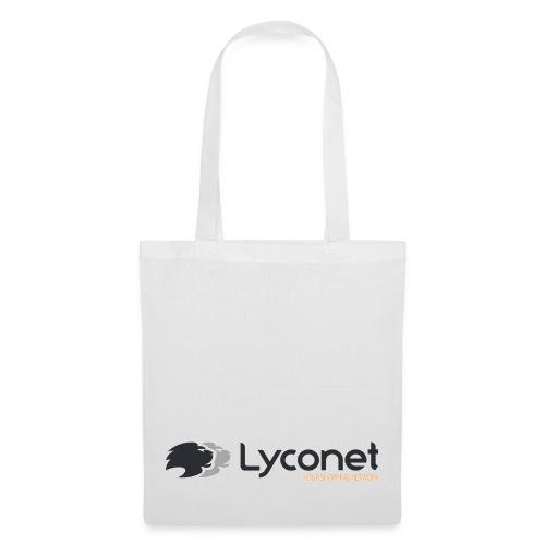 Lyconet White - Borsa di stoffa