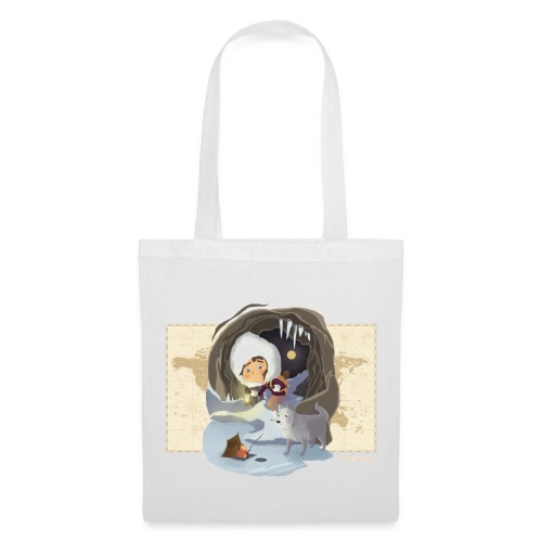 Expédition au grand nord - Tote Bag