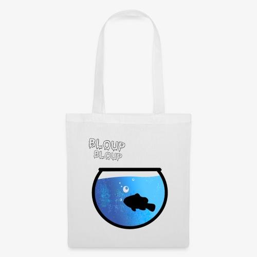 Bloup (Comme un poisson dans l'eau) - Tote Bag