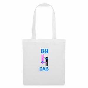 69 Dab Erotica - Borsa di stoffa