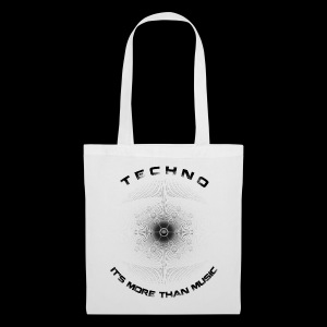 TECHNO - IT'S MORE THAN MUSIC - Stoffbeutel