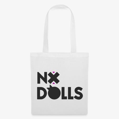 NO.DOLLS! Logo - Design #2 - Bolsa de tela