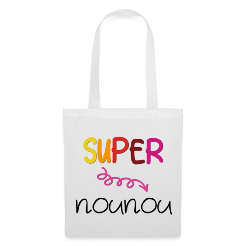 super nounou - Tote Bag