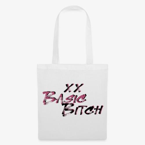 Shirt Basic Bitch - Stoffbeutel