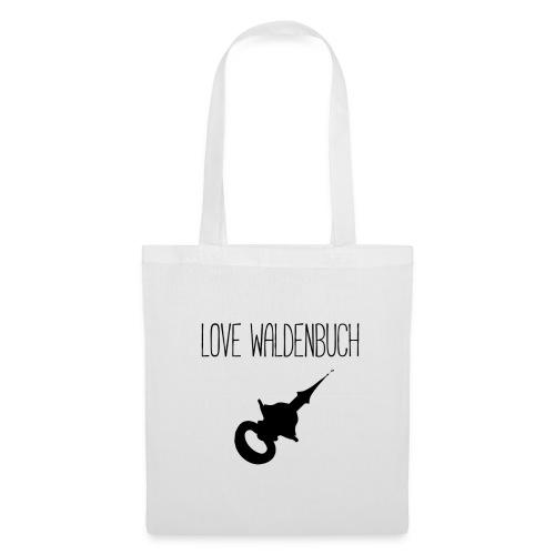 Love Waldenbuch - Swartz - Stoffbeutel
