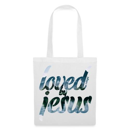 LOVED BY JESUS - Tote Bag