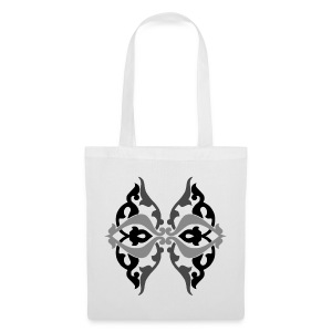 Parvaneh black and white - Tote Bag