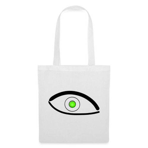 Eye green logo - Tote Bag