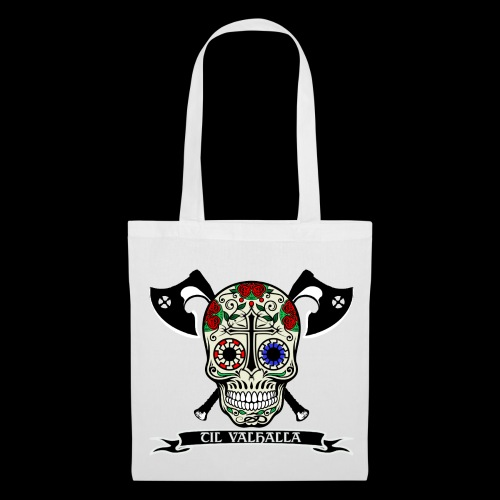 Celtic Calavera - Tote Bag