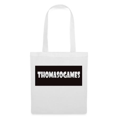 ThomasoGames Logo - Tas van stof