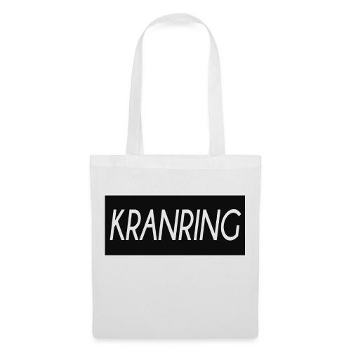 Kranring_Shirt_Logo - Tygväska