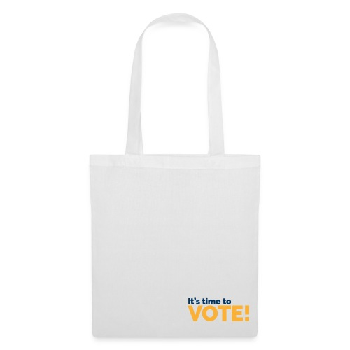 Time to vote - Tote Bag