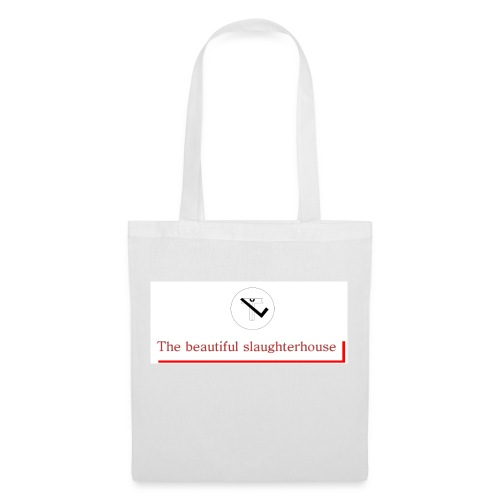 Beautiful Slaughterhouse logo - Tote Bag