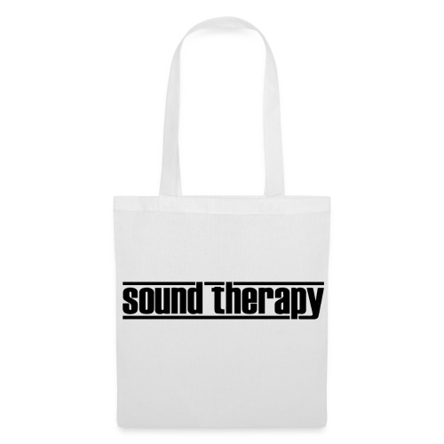 Sound Therapy (black) - Tygväska