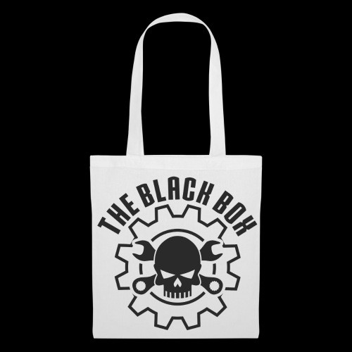 Logo The Black Box - Borsa di stoffa
