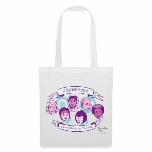 Féministes - Tote Bag