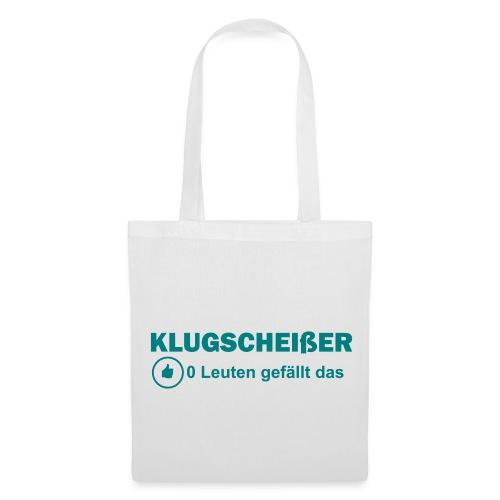 Klugscheisser - Stoffbeutel