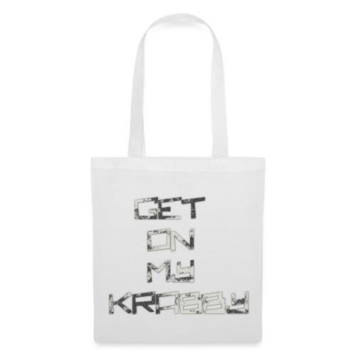 Get_on_my_kr+bby - Stoffbeutel