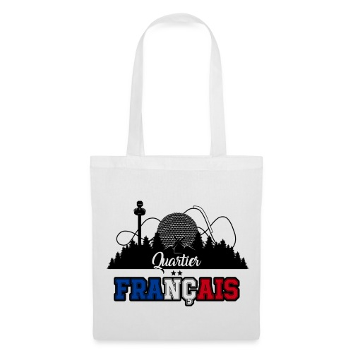 Quartier FRANÇAIS - Tote Bag