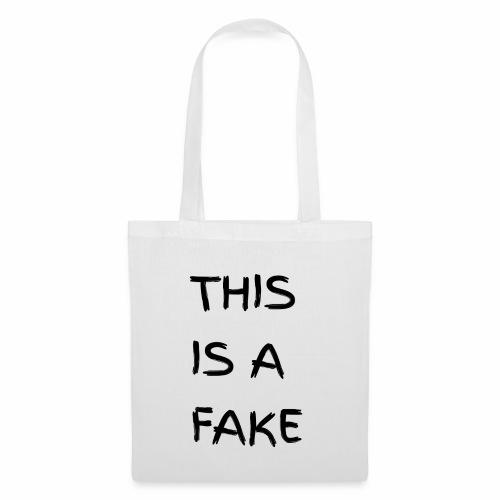 Fake - Stoffbeutel
