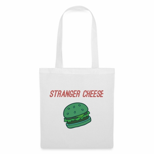 Stranger Cheese - Tote Bag